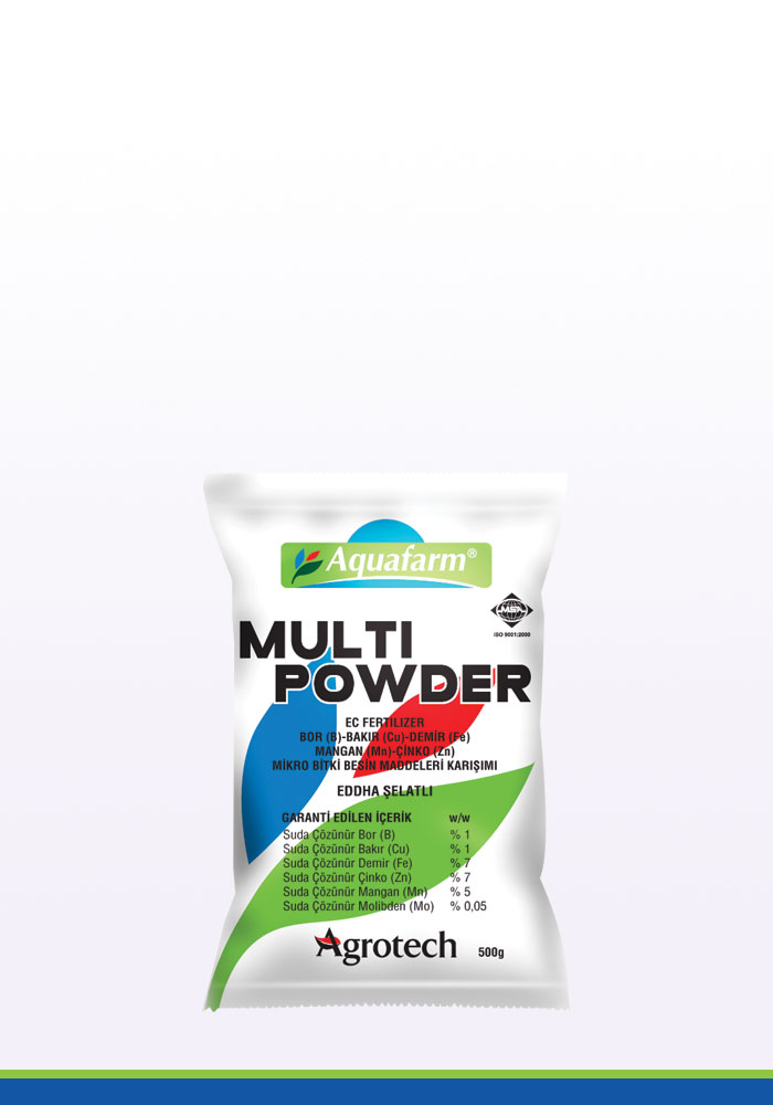 Multi Powder 500 ml